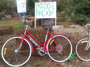 Recycled Bikes!